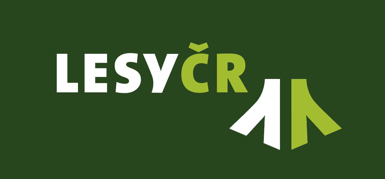 Logo Lesy ČR